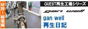 gan well 再生日記